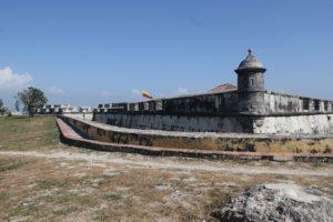 カタルヘナの港、要塞、歴史的建造物群(コロンビア共和国)