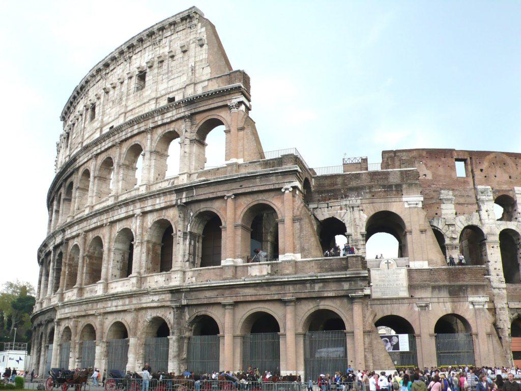 ローマの歴史地区と教皇領