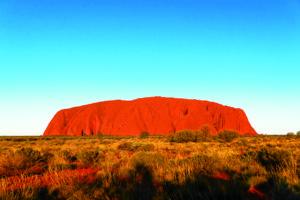 ウルル、カタ・ジュタ国立公園(オーストラリア連邦共和国)