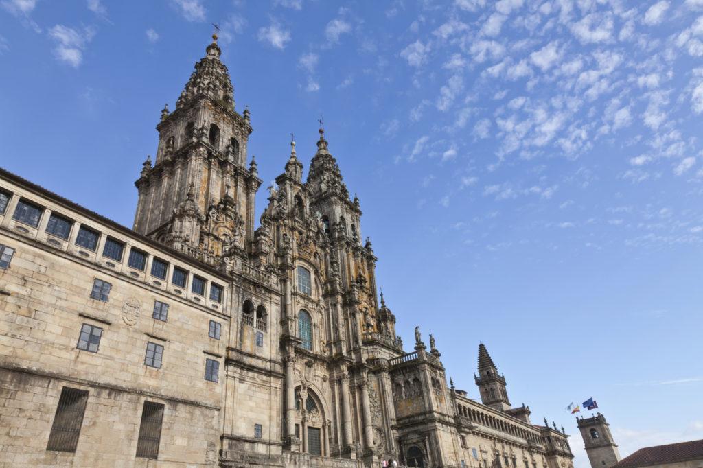 サンティアゴ・デ・コンポステーラ(スペイン)