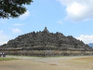 ボロブドゥールの仏教寺院群(インドネシア共和国)