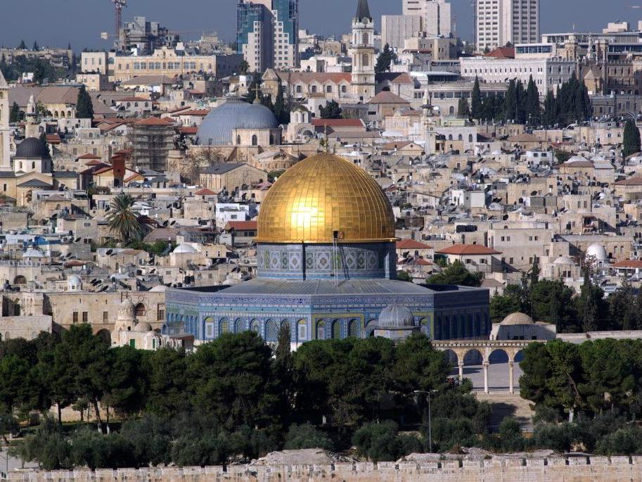 エルサレムの旧市街とその城壁群(エルサレム(ヨルダン・ハシェミット王国による申請遺産))