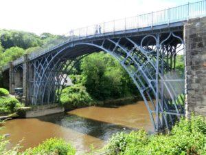 アイアンブリッジ峡谷(英国)文化遺産