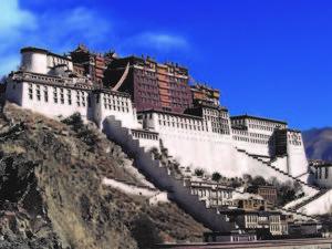 ラサのポタラ宮歴史地区(中華人民共和国)文化遺産