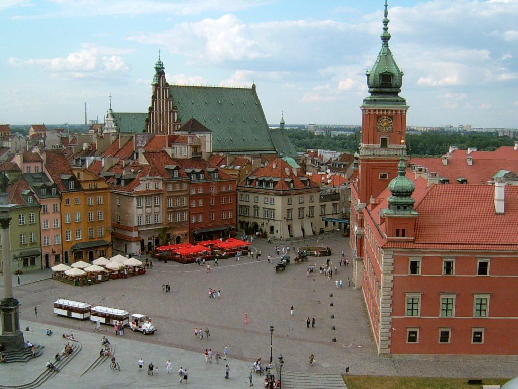 ワルシャワの歴史地区(ポーランド共和国)