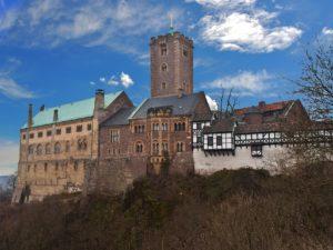 ヴァルトブルク城(ドイツ連邦共和国)