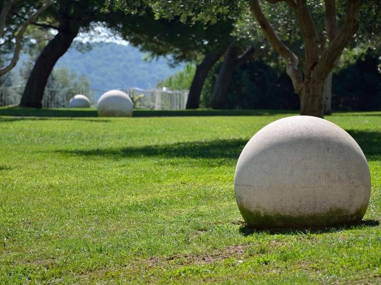 ディキスの石球のある先コロンブス期の首長制集落群(コスタリカ共和国)