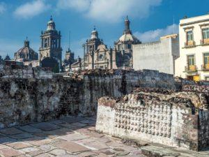 メキシコ・シティの歴史地区とソチミルコ(メキシコ合衆国)