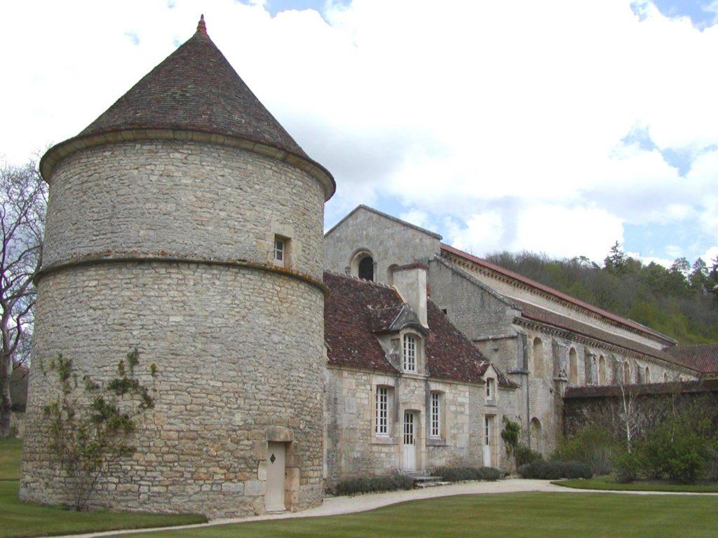 フォントネーのシトー会修道院(フランス共和国)文化遺産