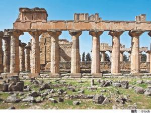 キレーネの考古遺跡(リビア)