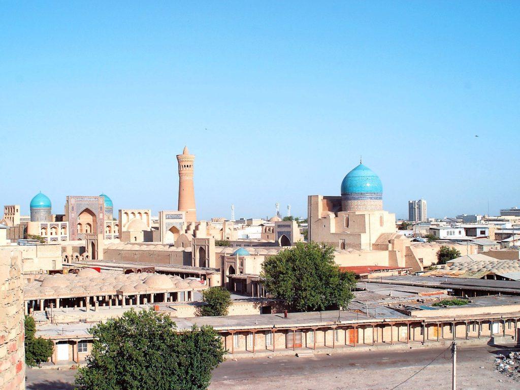 ブハラの歴史地区(ウズベキスタン共和国)