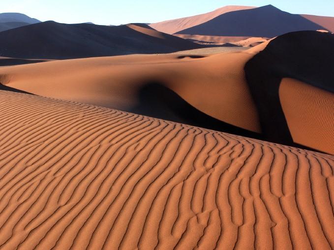 ナミブ砂漠(ナミビア共和国)