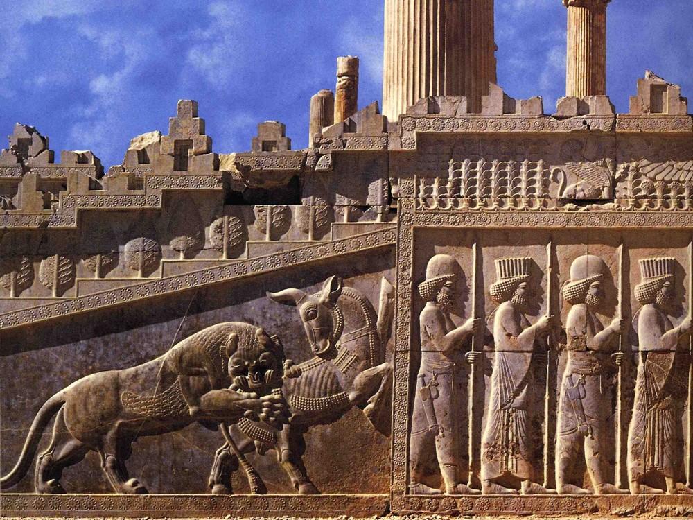 ペルセポリス(イラン・イスラム共和国)