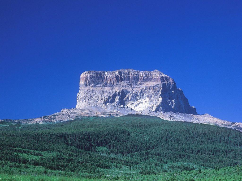 ウォータートン・グレーシャー国際平和自然公園(アメリカ合衆国及びカナダ)