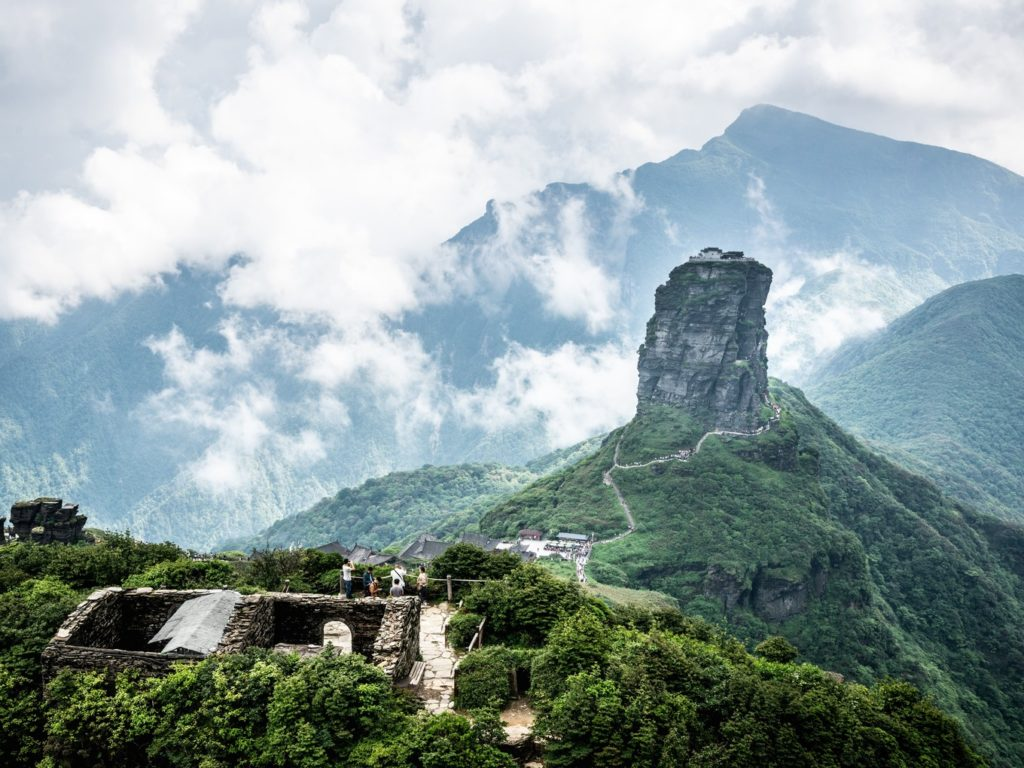 梵浄山(中華人民共和国)