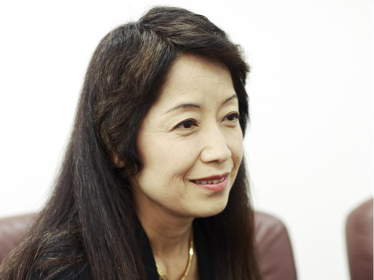 湘北短期大学 総合ビジネス学科 教授 黒﨑 真由美 氏