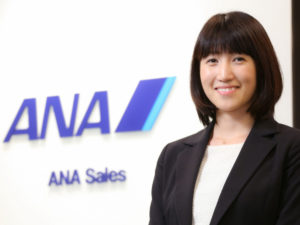 ANAセールス株式会社 総務・人事部人事課 藤井 あゆ美氏