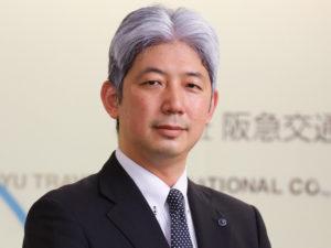株式会社阪急交通社 人事課 副課長 菅沼 孝陽氏